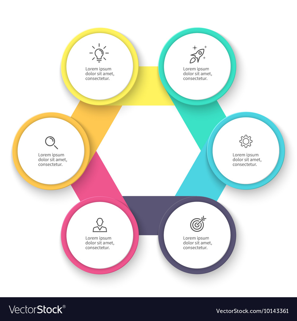 Business infographics Diagram chart graph with