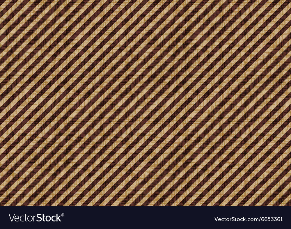Diagonal Coffee Brown Line Background