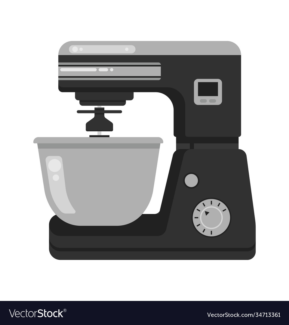 Mixing food stand model mixer kitchen cafe