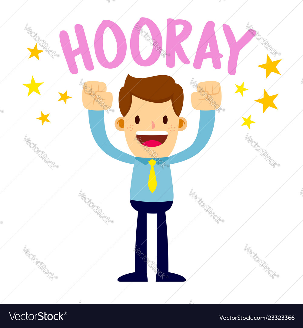 image: businessman-lifting-his-arms-up-and-shout-hooray-vector-23323366