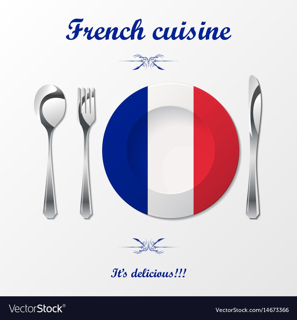 French cuisine cutlery