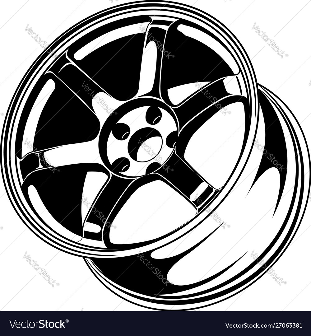 Car wheel 5