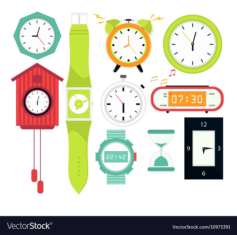 Types of alarms clocks digital