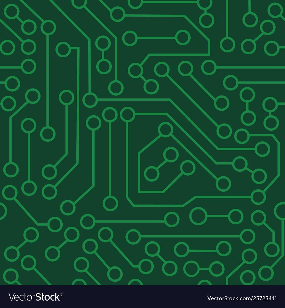 Pattern electronic circuit