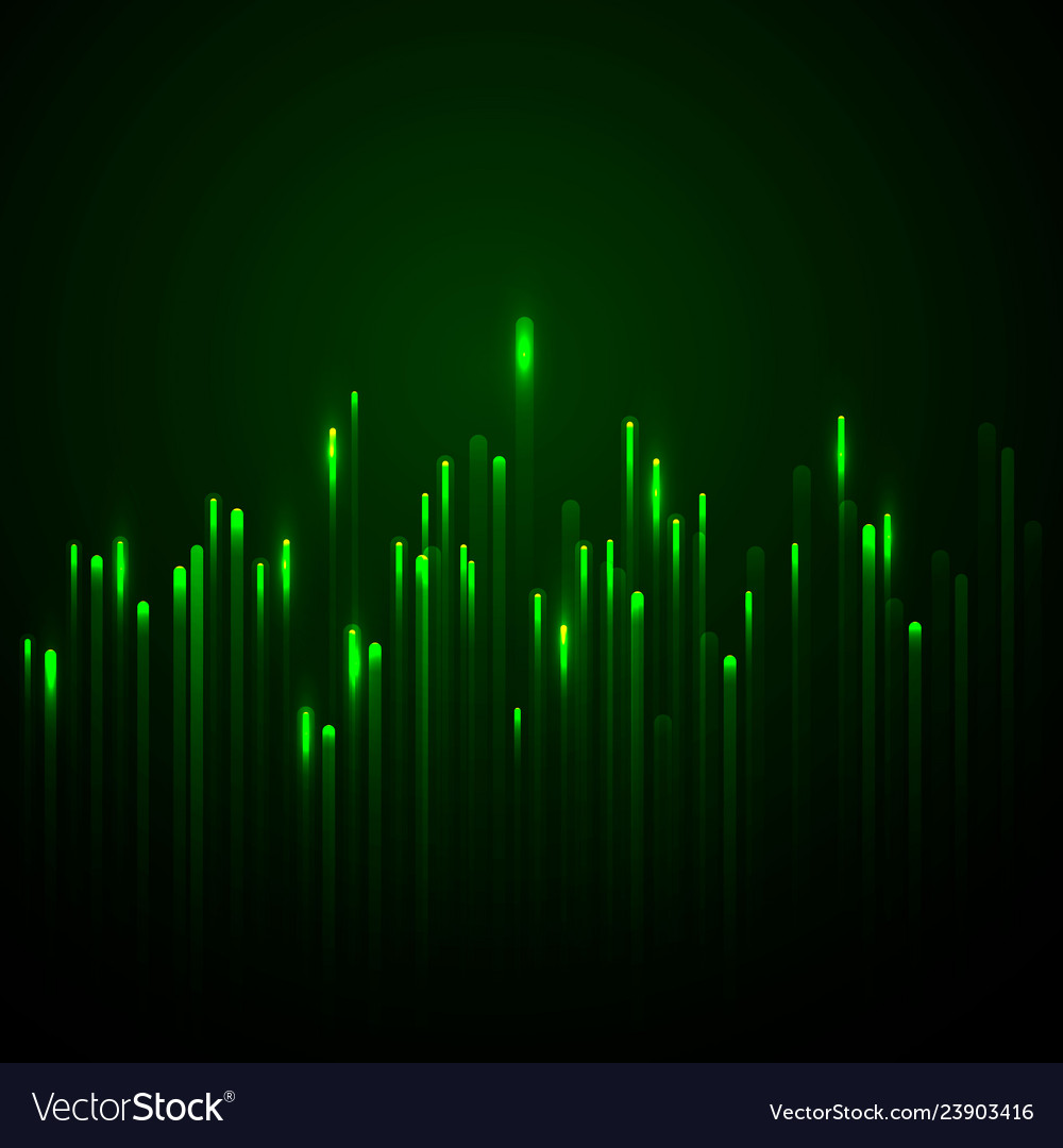 Abstract technology electrons background concept