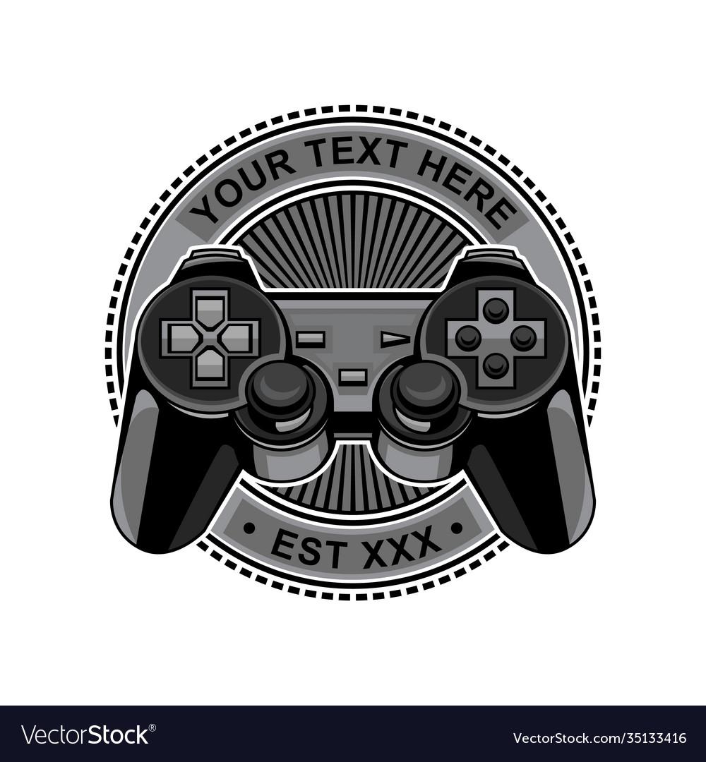 Controller game logo