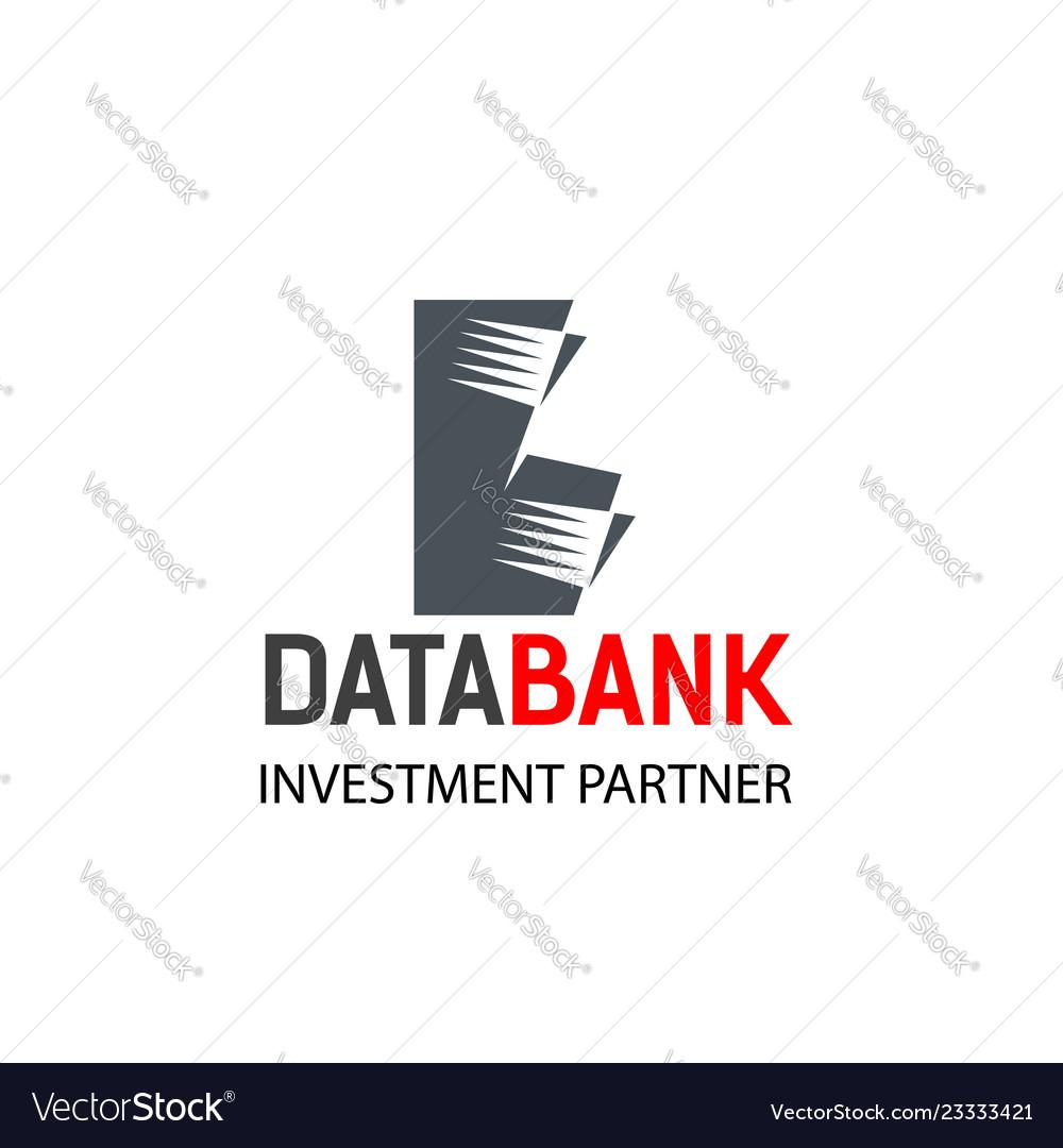 Data bank emblem