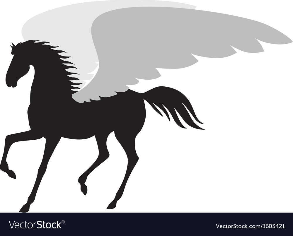 Horse wing