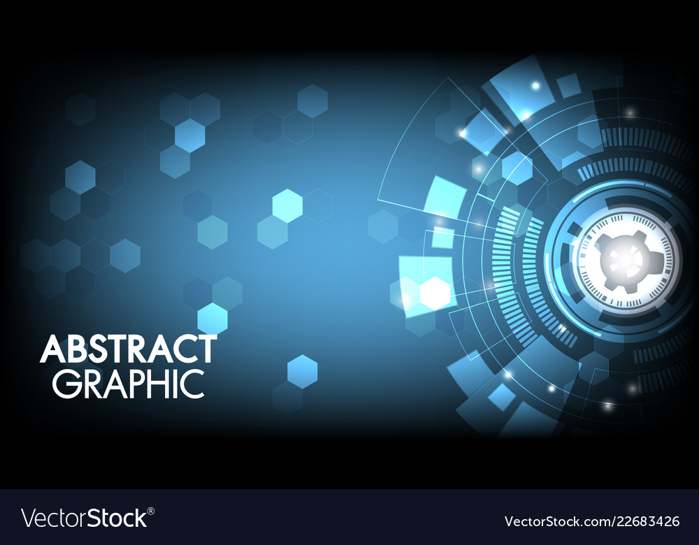 Abstract technology innovation background