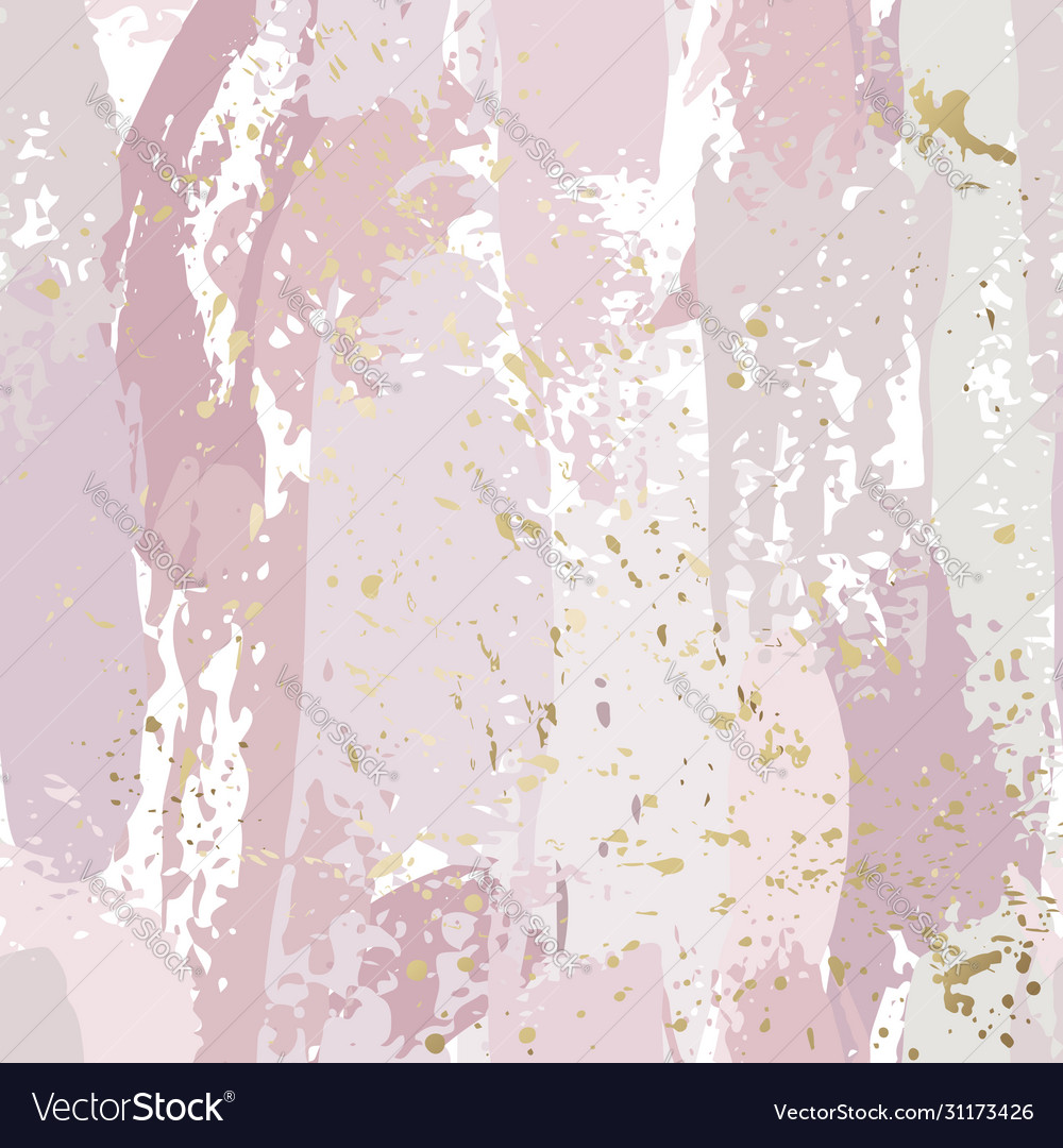 Beautiful seamless pattern with nude watercolor