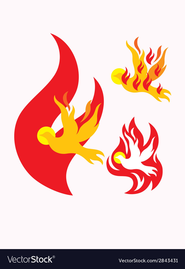 Fire Holy spirit