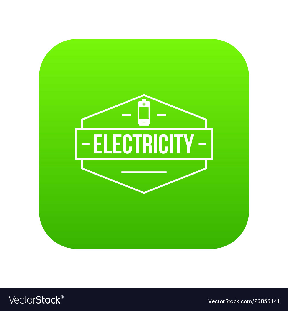 Battery icon green