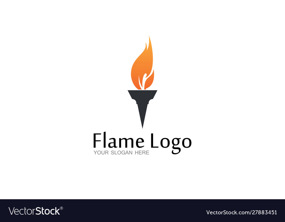 Fire champion logo