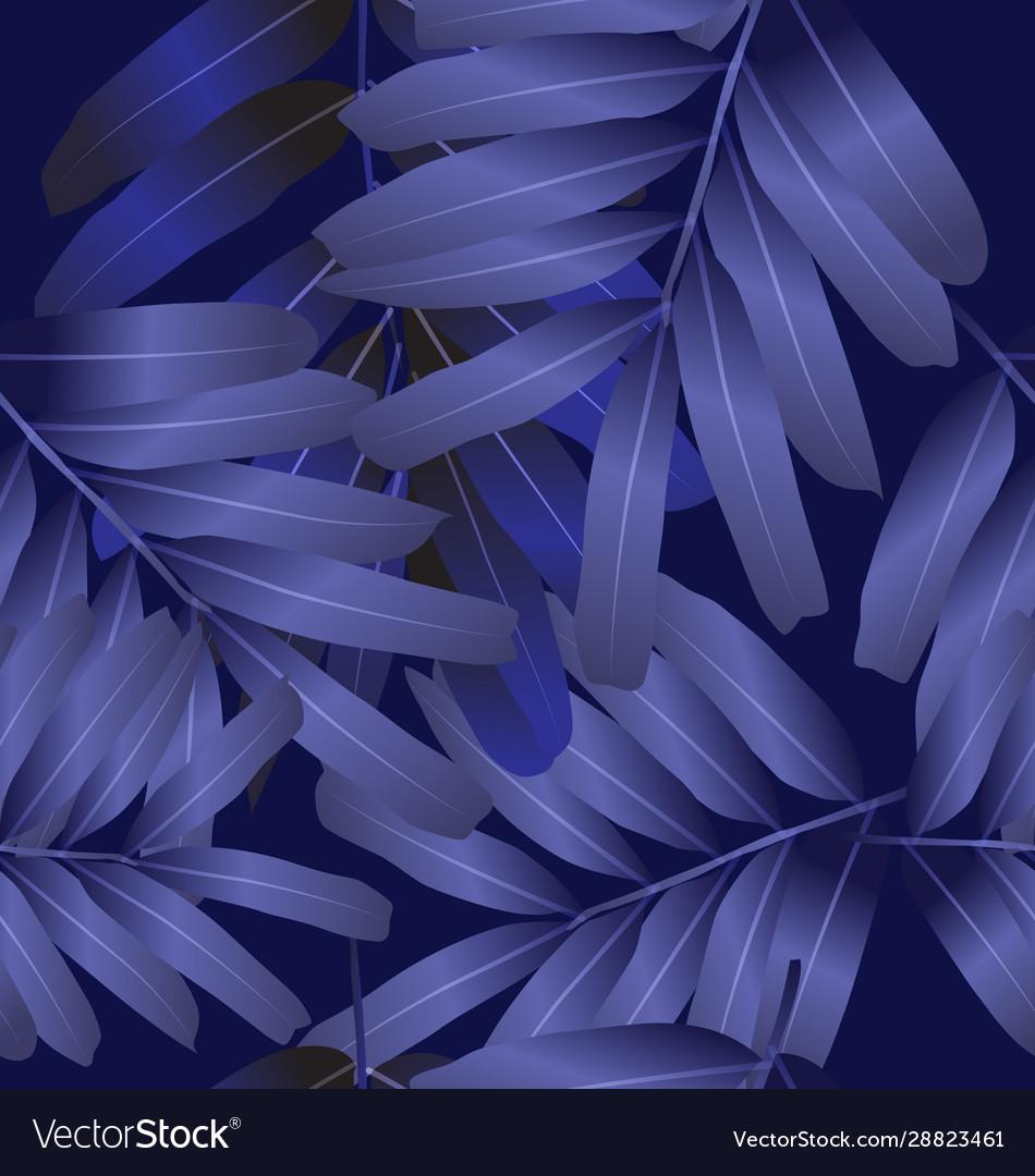 Seamless foliage pattern2