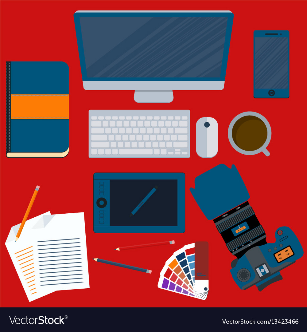 A workplace designer