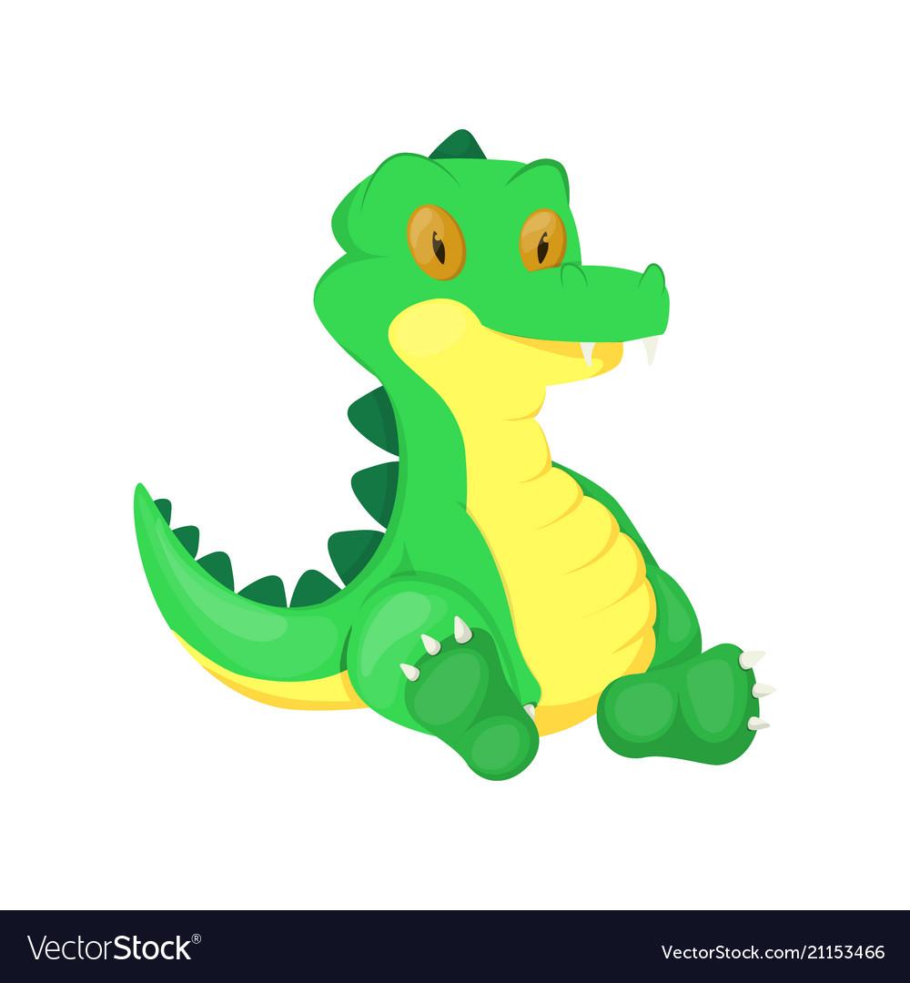 Crocodile animal cartoon alligator