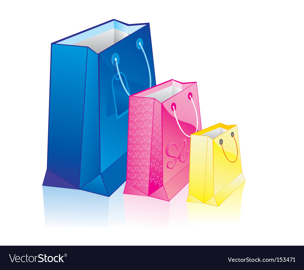 Set of the bags vector
