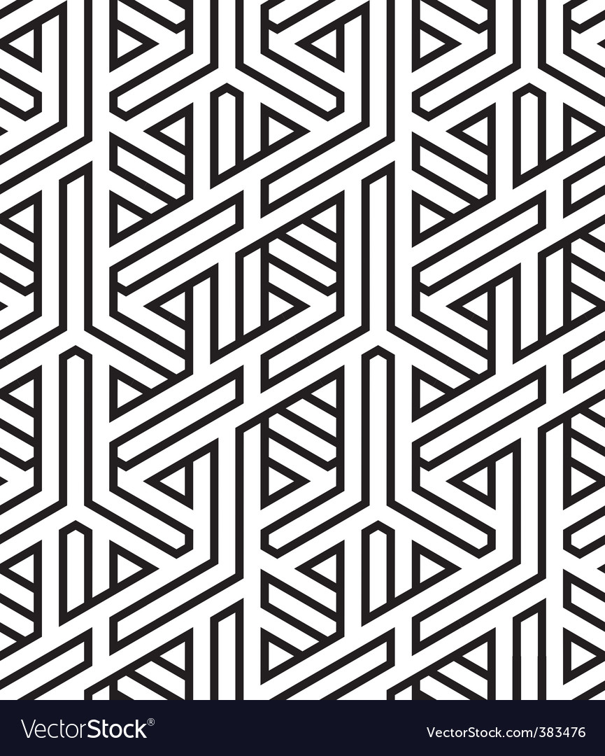 Abstract braided background
