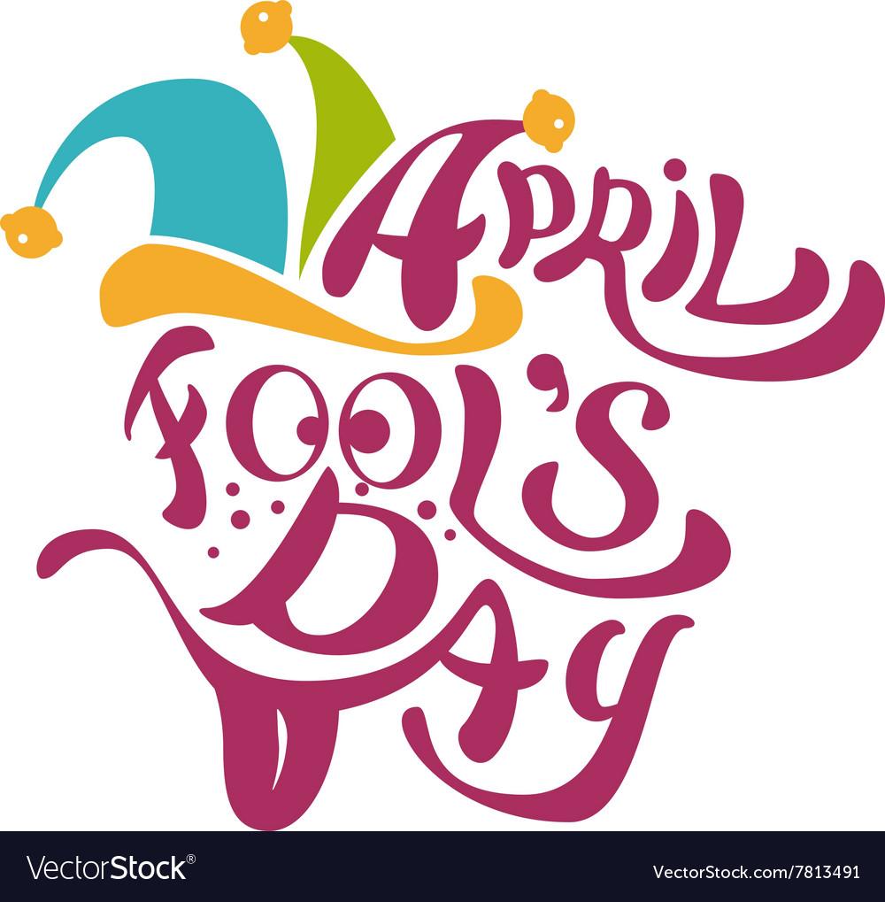 1 April Fools Day Clowns cap with bells April