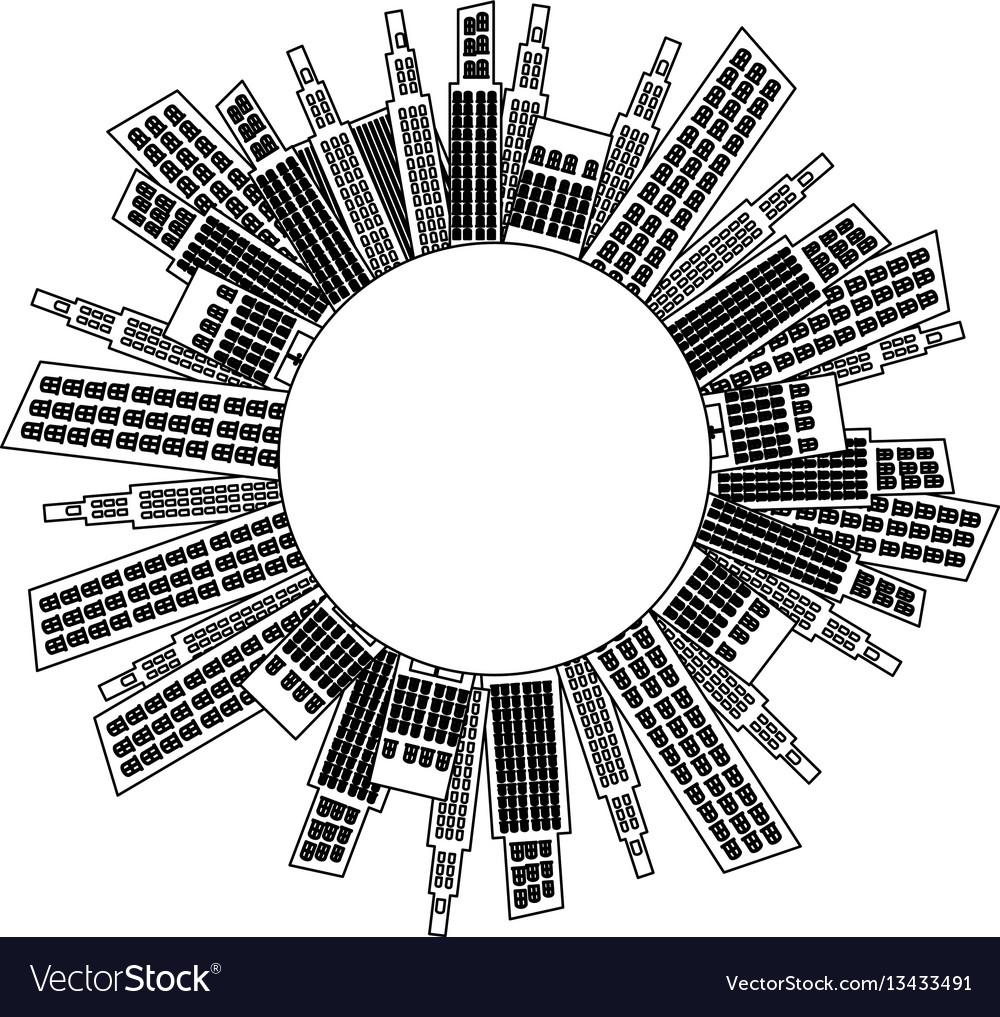 Figure city builds icon
