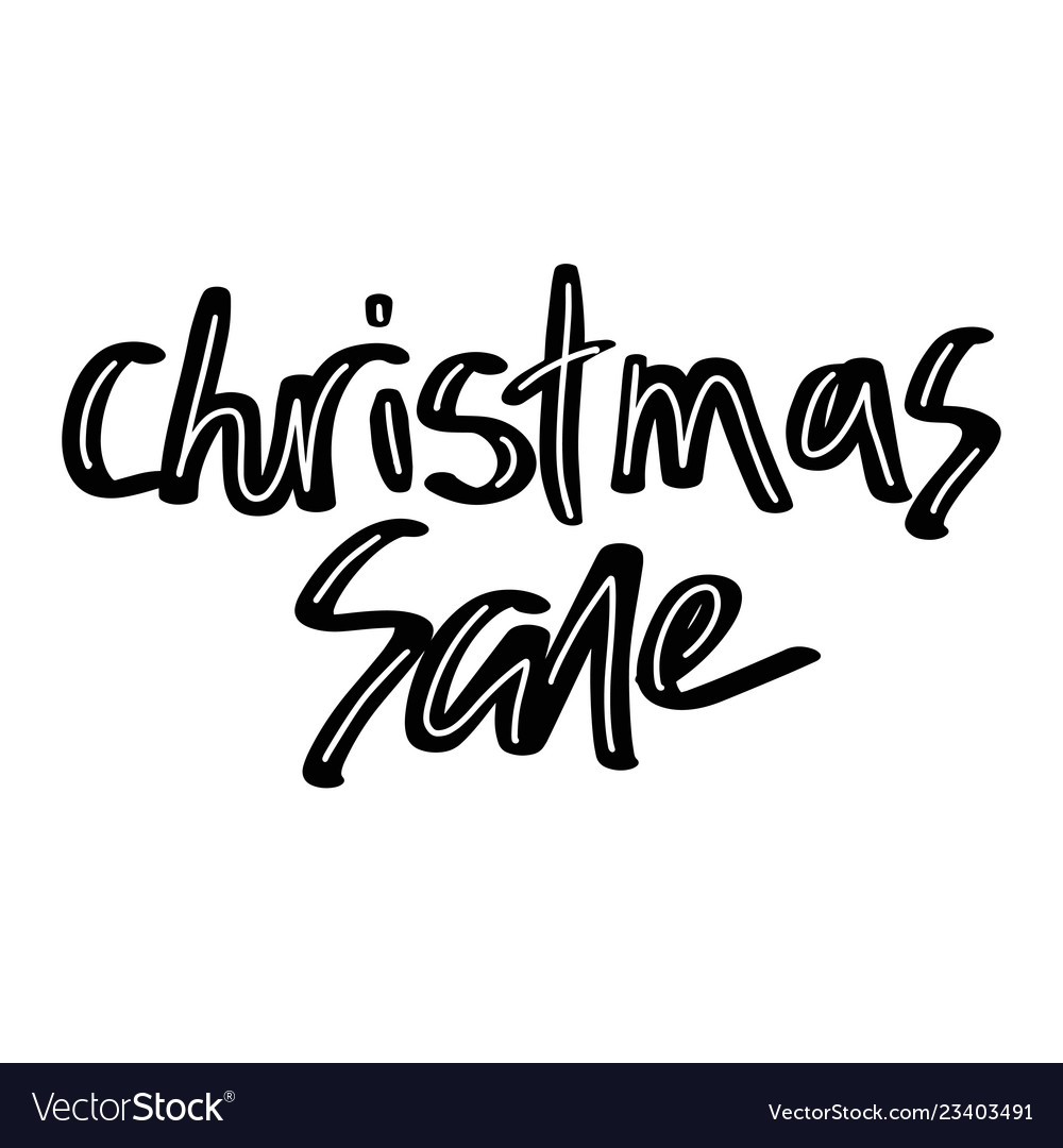 Holiday sale christmas discount new year