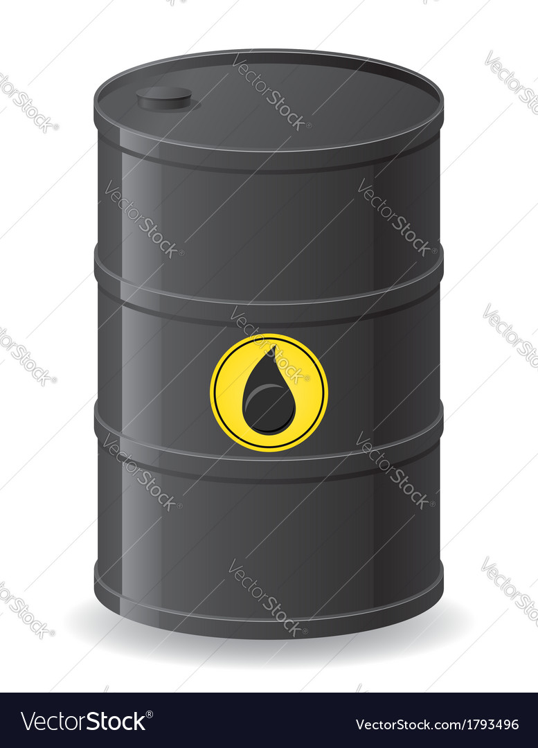 Barrel 03 vector image