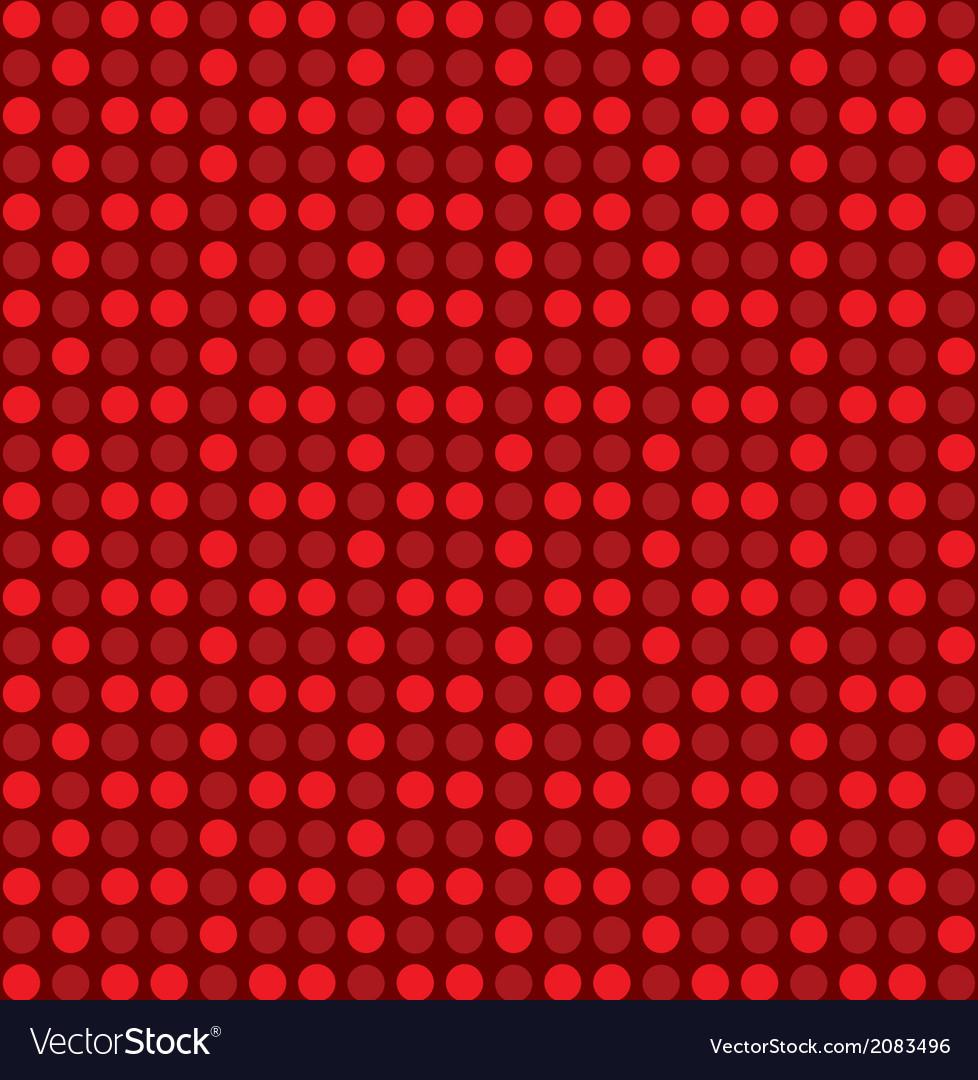 Circle polka dots