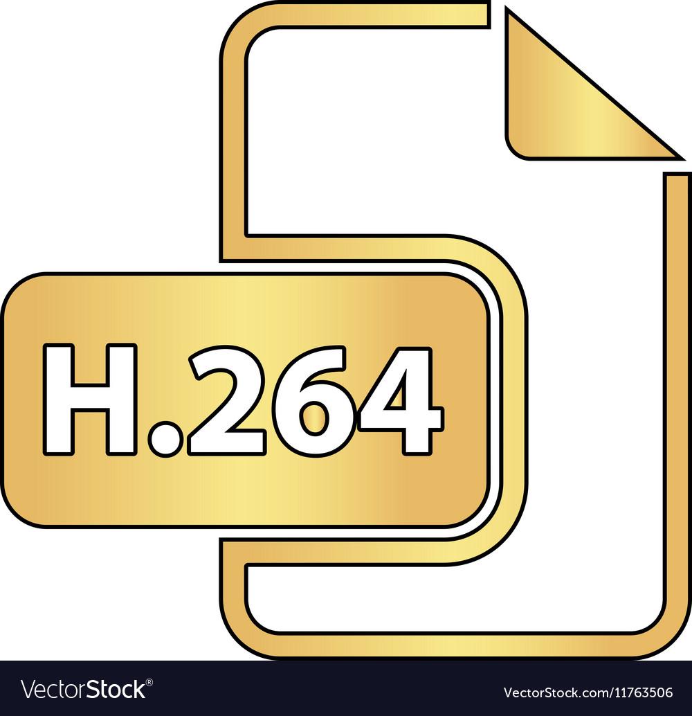H264 computer symbol