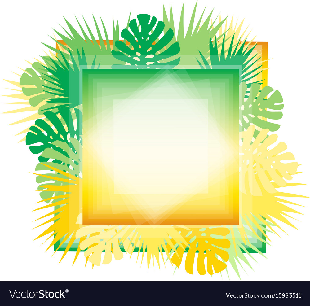Abstract template with gradient backgrounds and