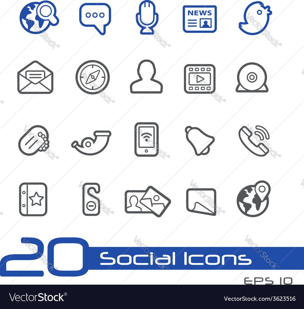 Social Media Outline Series