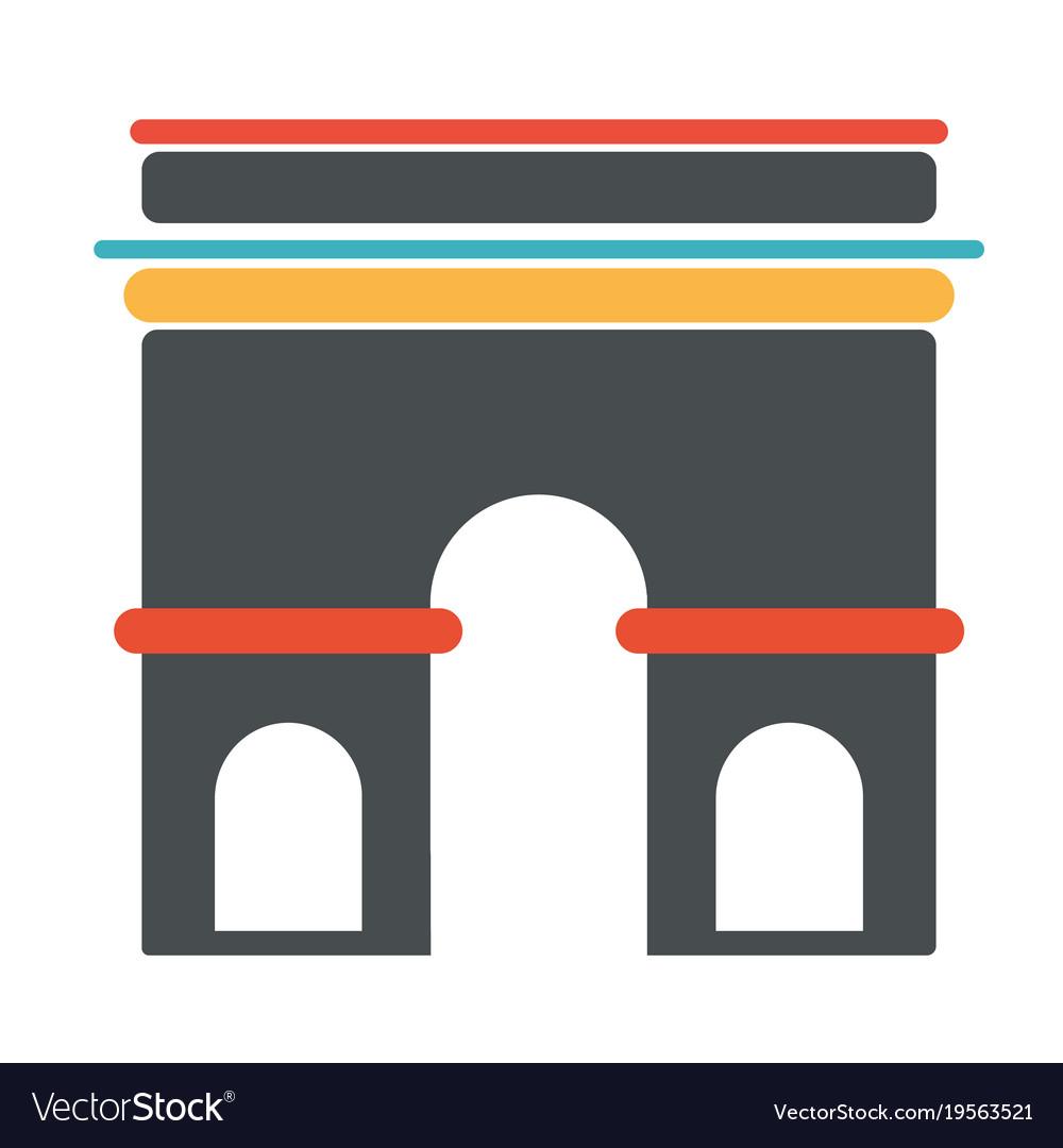 French architecture symbol triumph arch