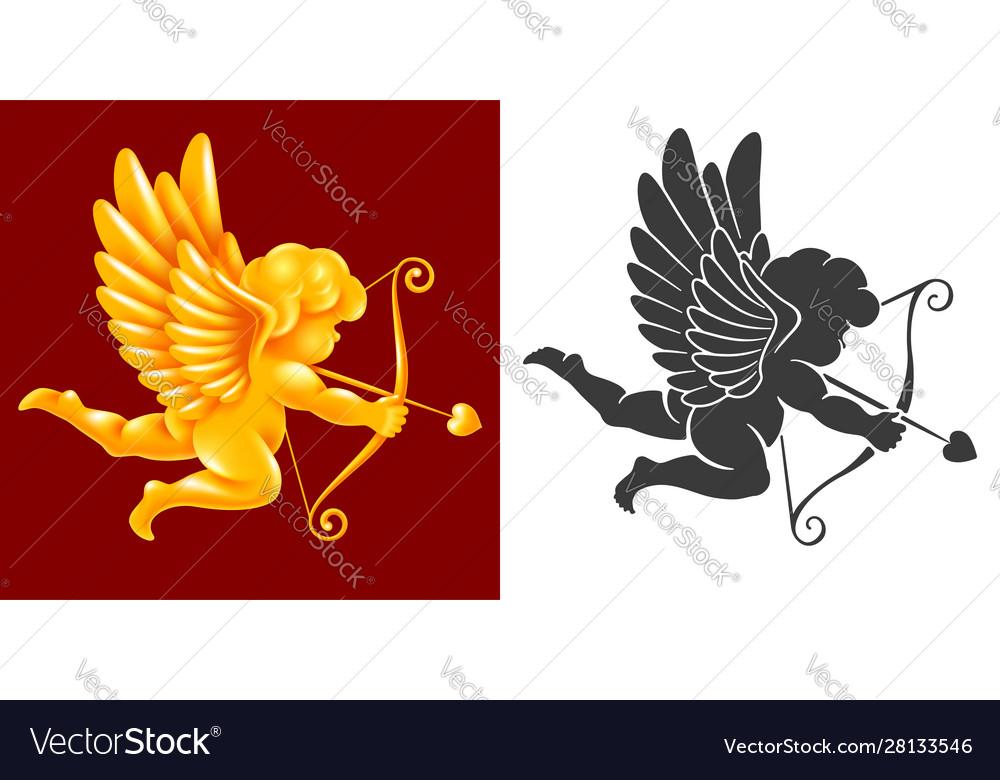 Cupid cherub god love