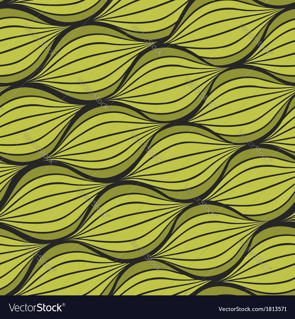 Abstract hand drawn seamless pattern