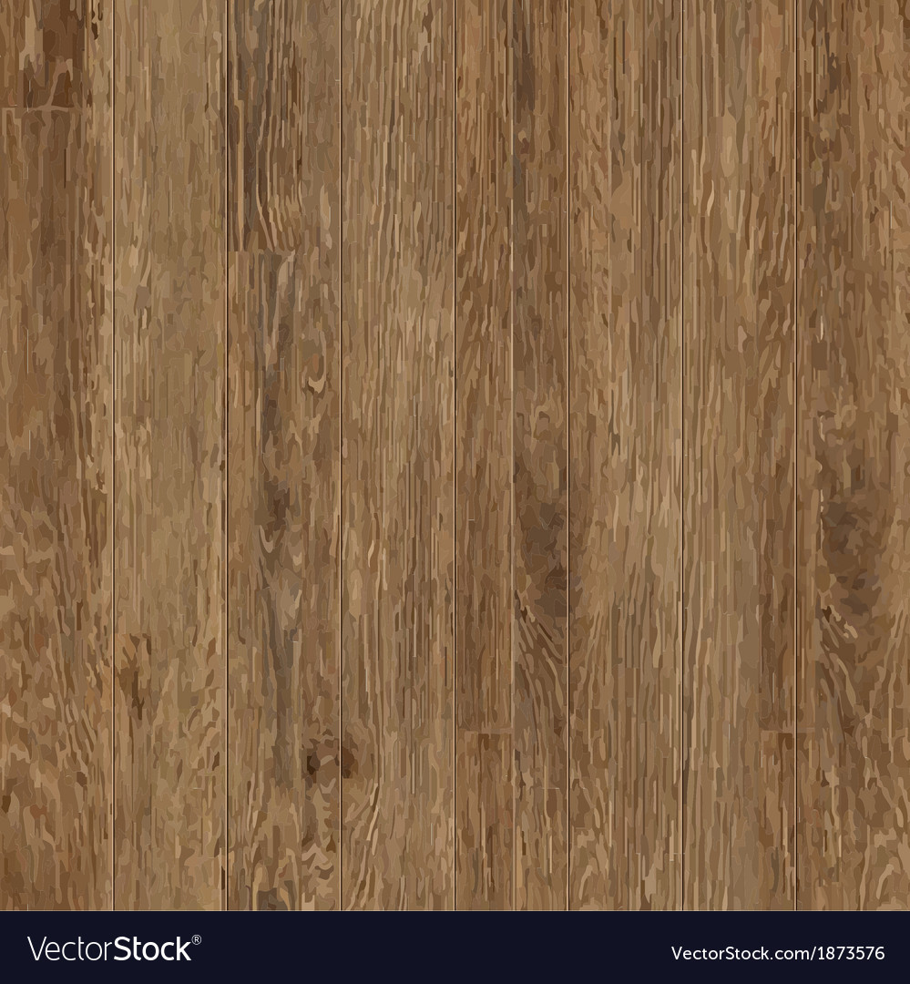 Antique Wooden Background Vector Image