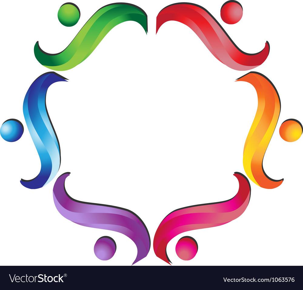 Teamwork business support logo