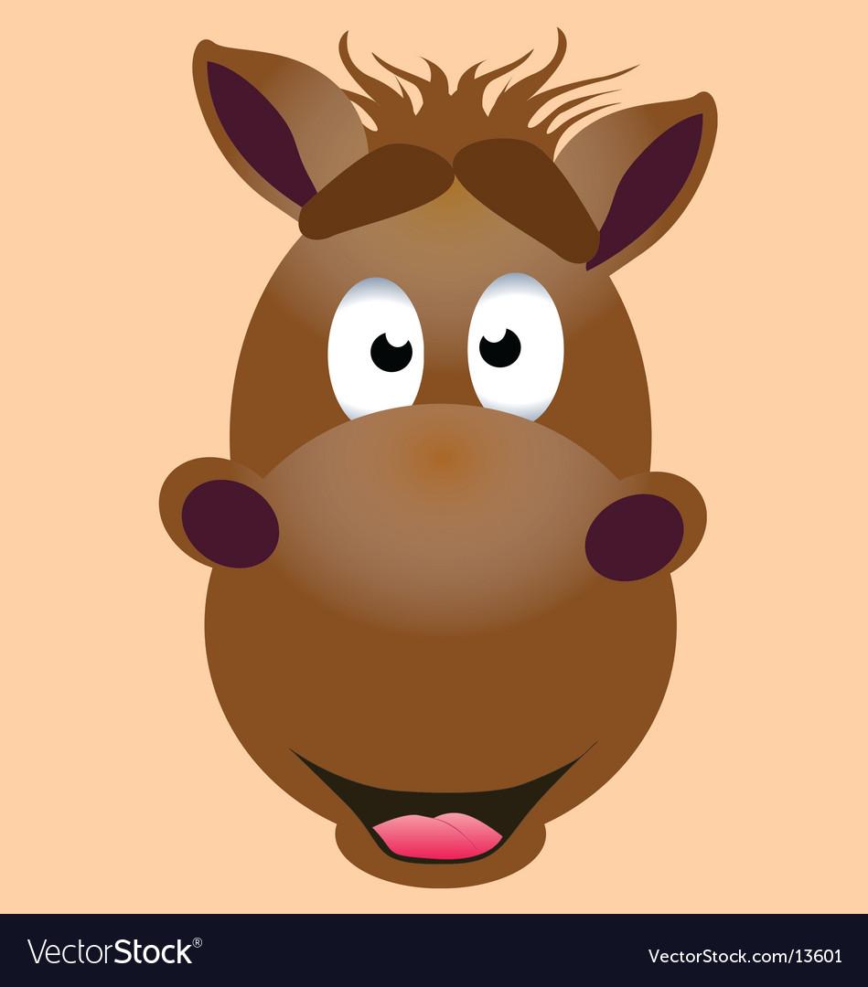 Mascot horse