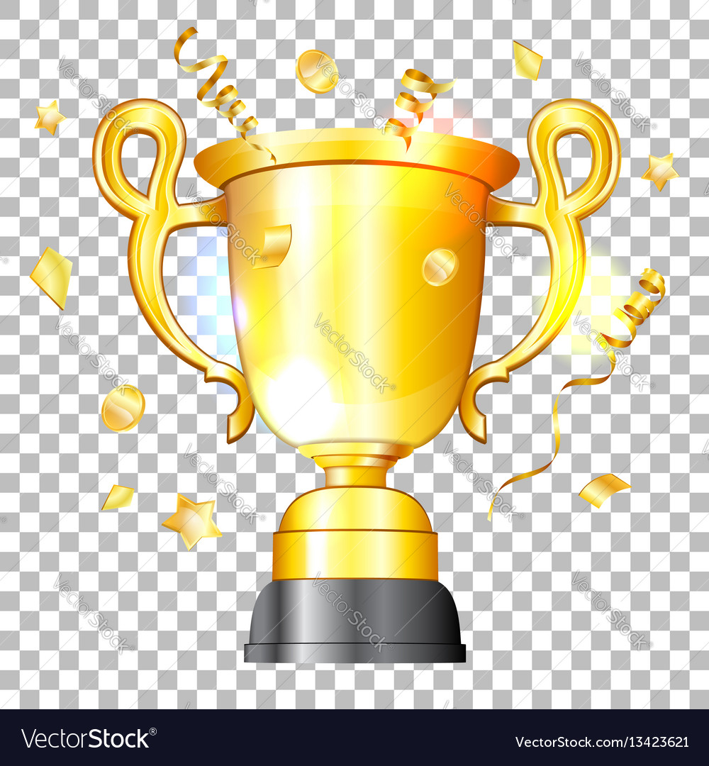 Golden cup winner