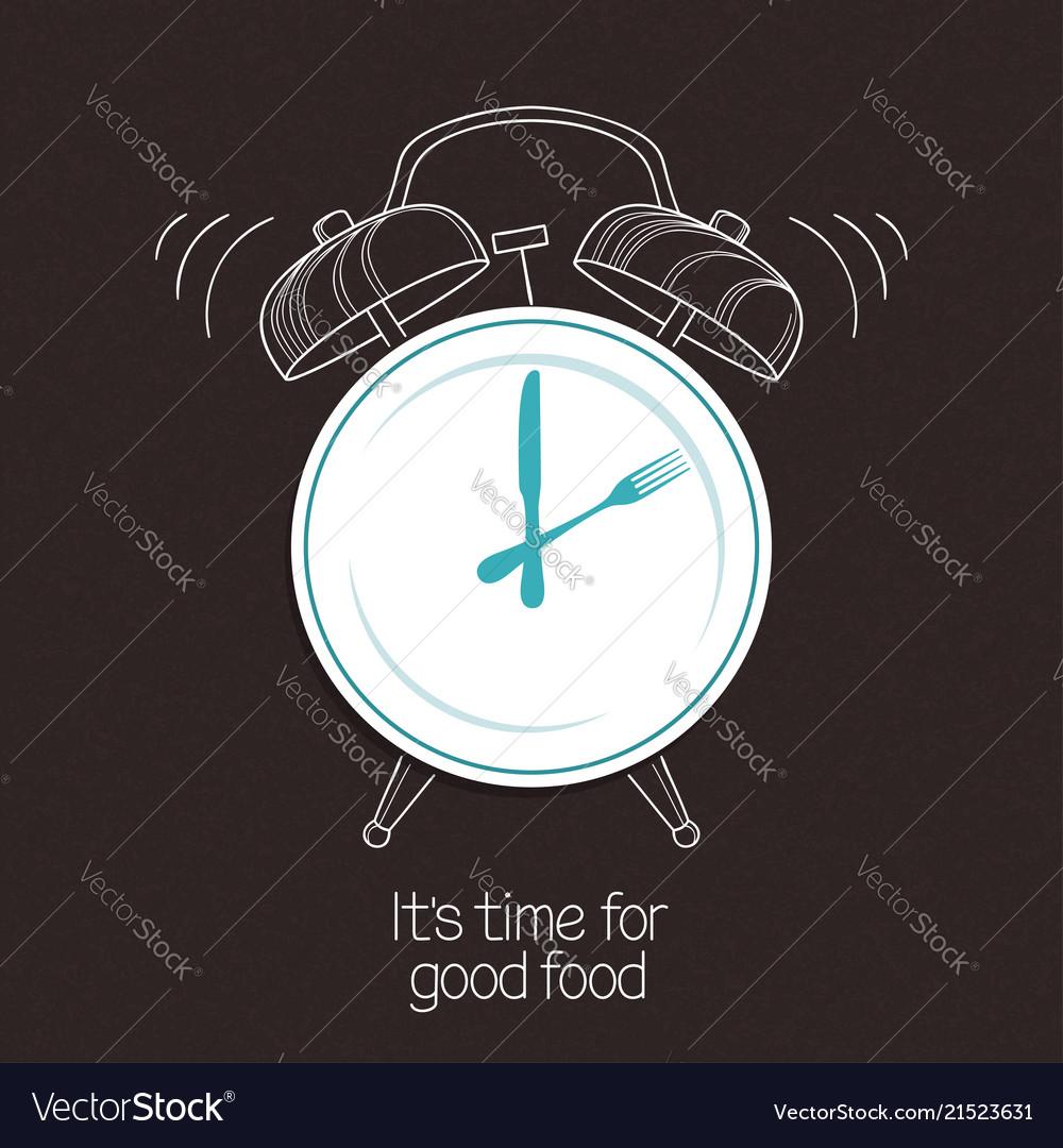 Good food time