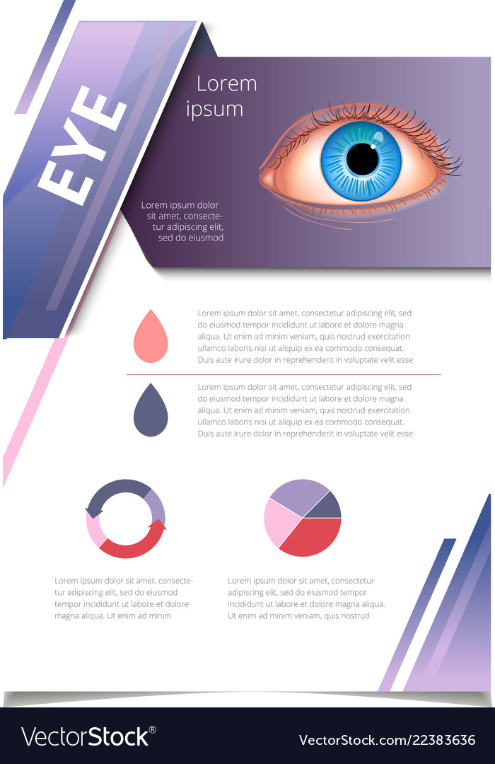 Brochure design page template technology