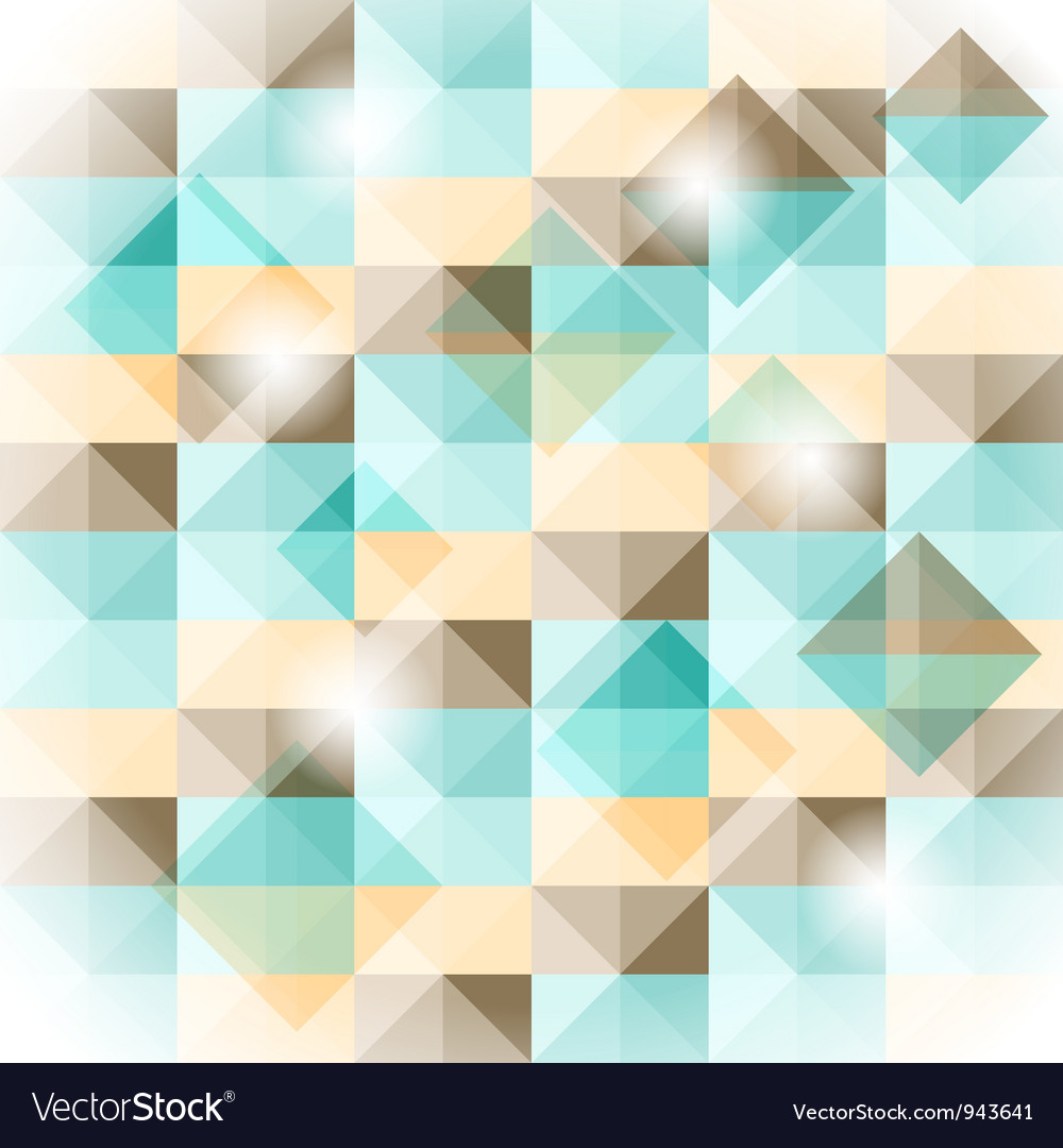 Seamless simple geometric pattern