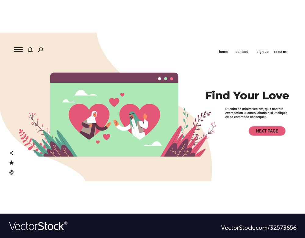 arab online dating)