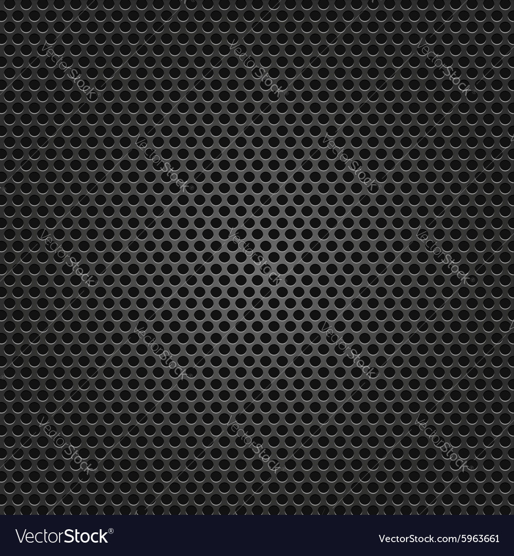 Acoustic speaker grille 03 vector image