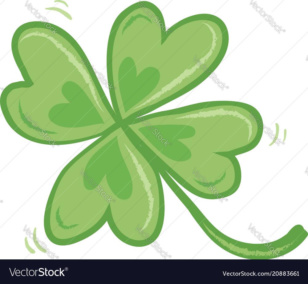 Four leafs clover
