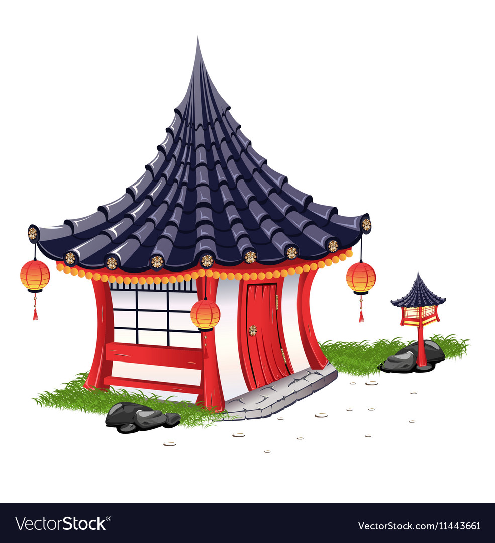 Little House on in the Japanese style