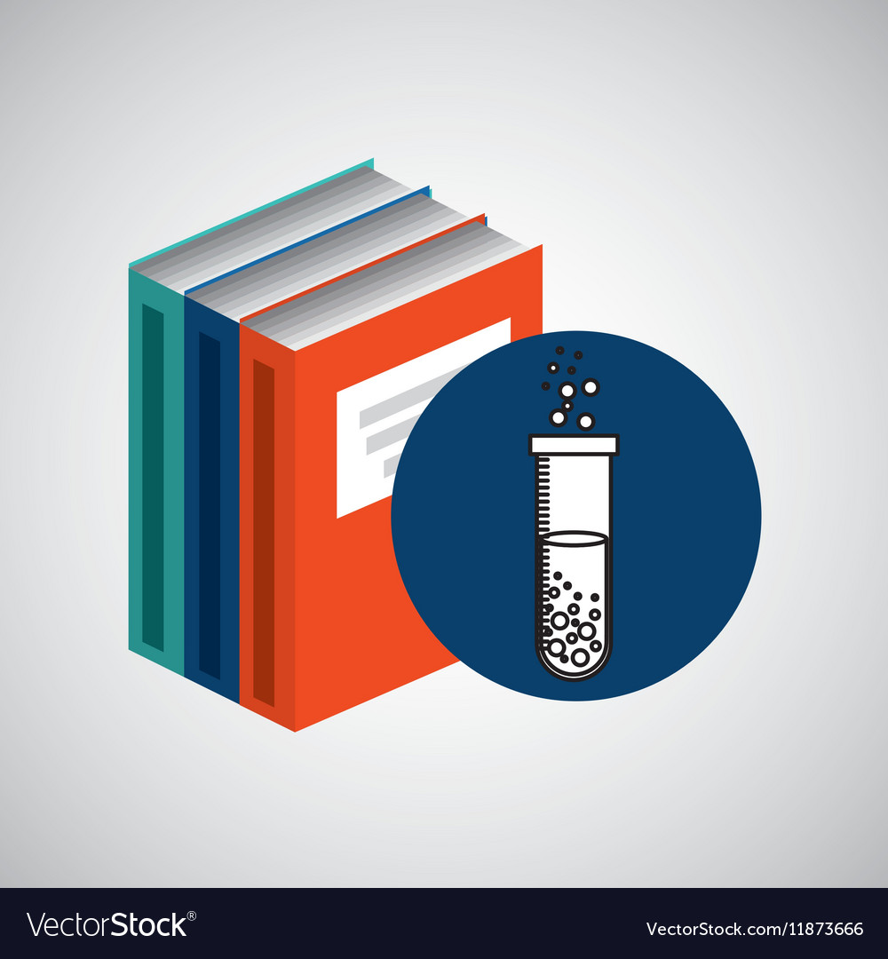 Library books school science chemistry