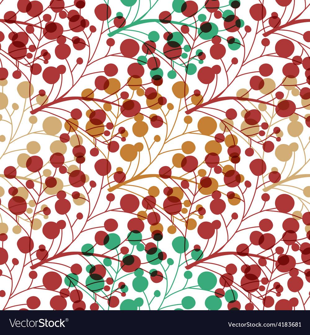 Floral vintage flower pattern