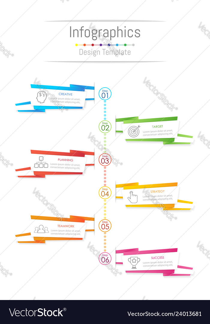 Infographic design elements for your business
