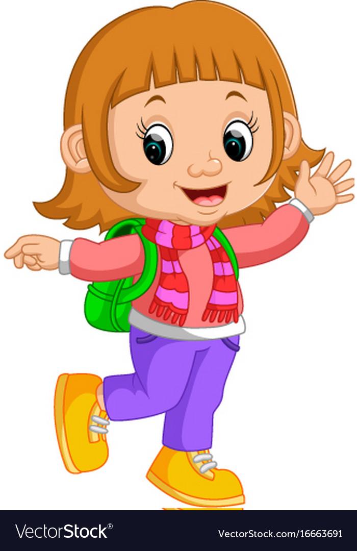 Teen school girl pron-7106