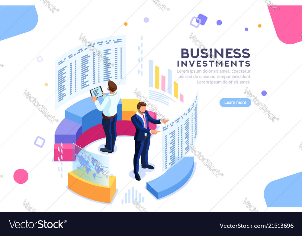 Strategy analytics a financial banner