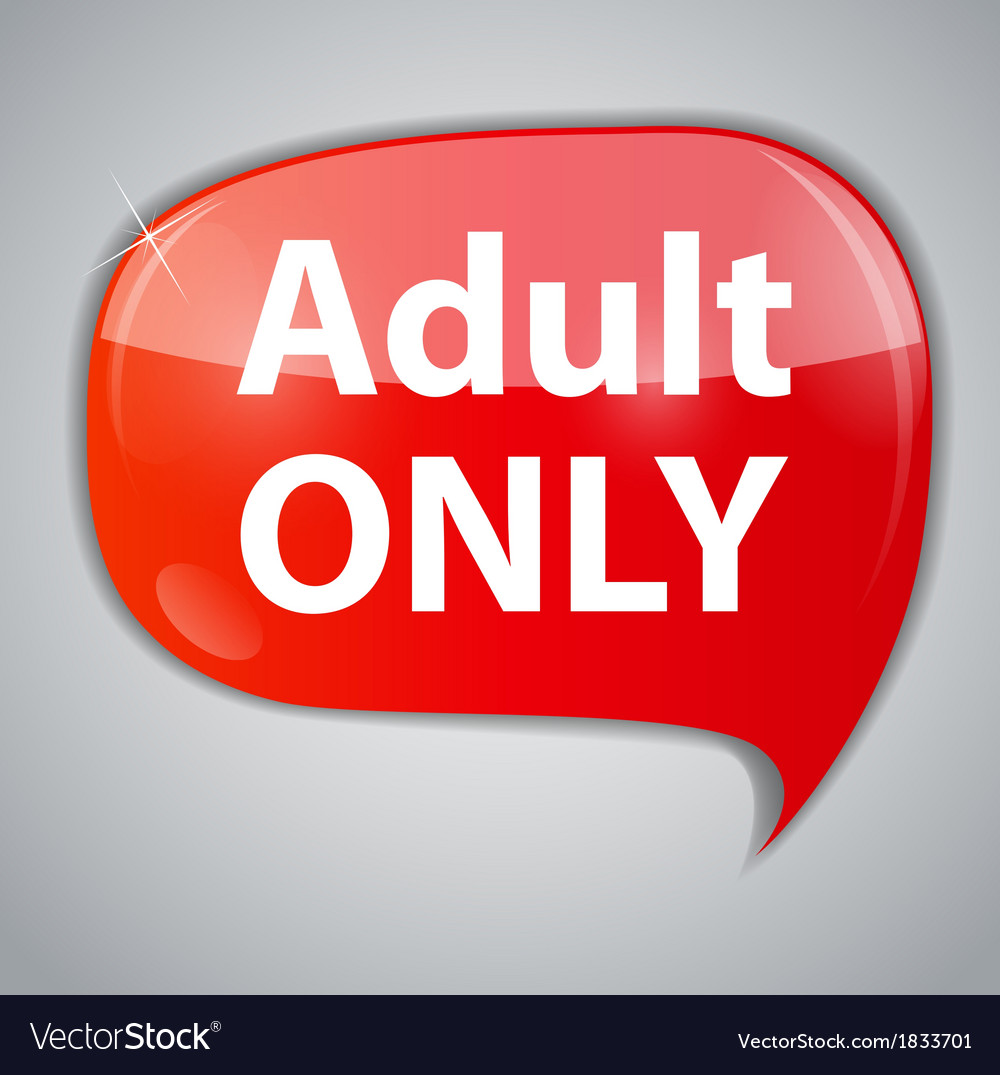 Free adult signs